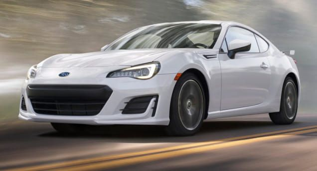 Car Dealerships In Hattiesburg Ms >> Subaru BRZ Gets Five More Horsepower; The Game Will Never ...