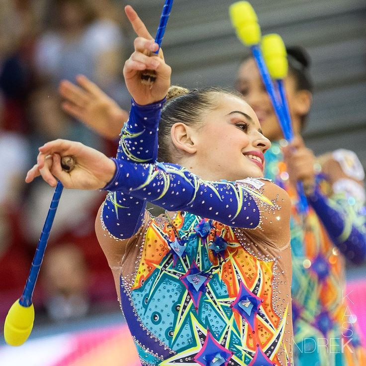 Group Spain, junior, European Championships 2017