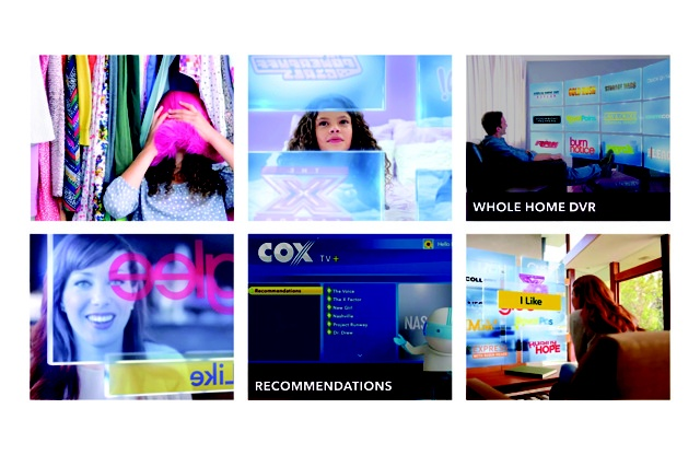 Communications is leading the way for #personalTV at #2013CES and beyond! #coxTV