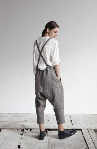 Nice clothes in great earthy tones for both mothers and children made by Lithuanian design duo Muku.