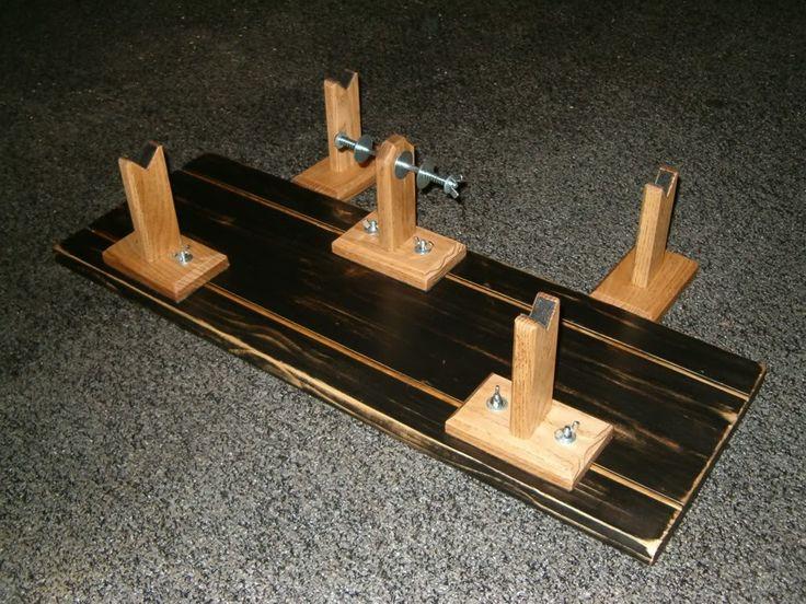 Rod Building Jigs (1/1) - Flytyer Forums - Fly Tyer Forums ...