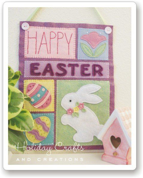 21 Free Sewing Patterns for Easter & Spring - Jacquelynne Steves
