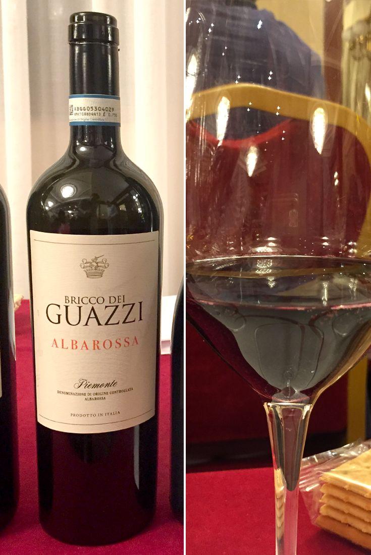 Albarossa 2016 Bricco Dei Guazzi Con Immagini Vino Italiano Vino Guazzo