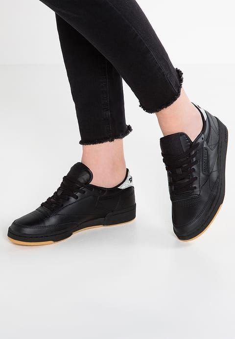Schoenen Reebok Classic CLUB C 85 DIAMOND - Sneakers laag - black Zwart: € 44,90 Bij Zalando (op 13-8-17). Gratis bezorging & retour, snelle levering en veilig betalen!