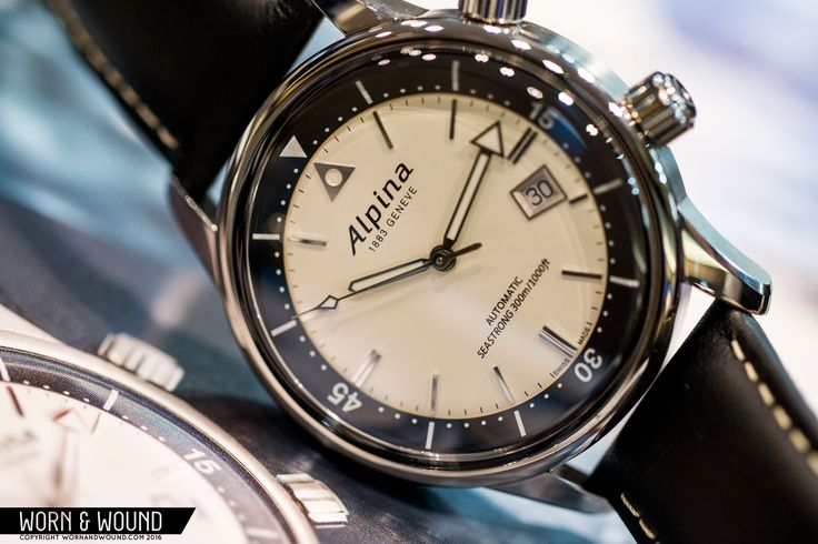 The popularity of 'heritage' models from established watch manufactures is still going strong this year at Baselworld 2016, and Alpina has joined the fray with a strong entry. In 1967...Read more »