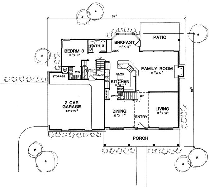 13 best Ground floor plans images on Pinterest Ground floor