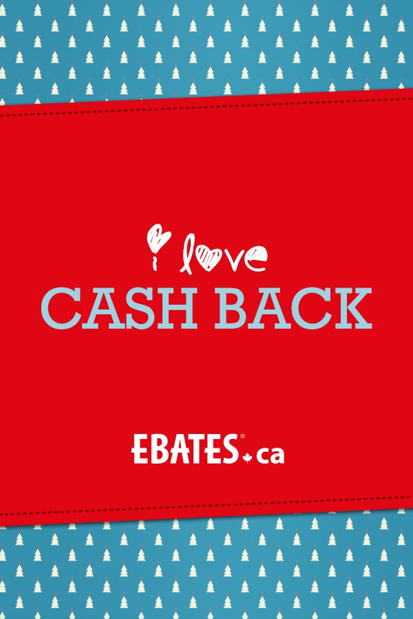 Who doesn't LOVE Cash Back! We love paying you to shop! 700+ stores available at Ebates.ca including favourites like Hudson's Bay, Sephora, Chapters Indigo, Old Navy & many more!#EbatesCABoxingDay