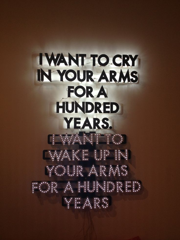 I want to cry in your arms for a hundred years / Robert Montgomery http://mrspals.com/?product_tag=hexagons