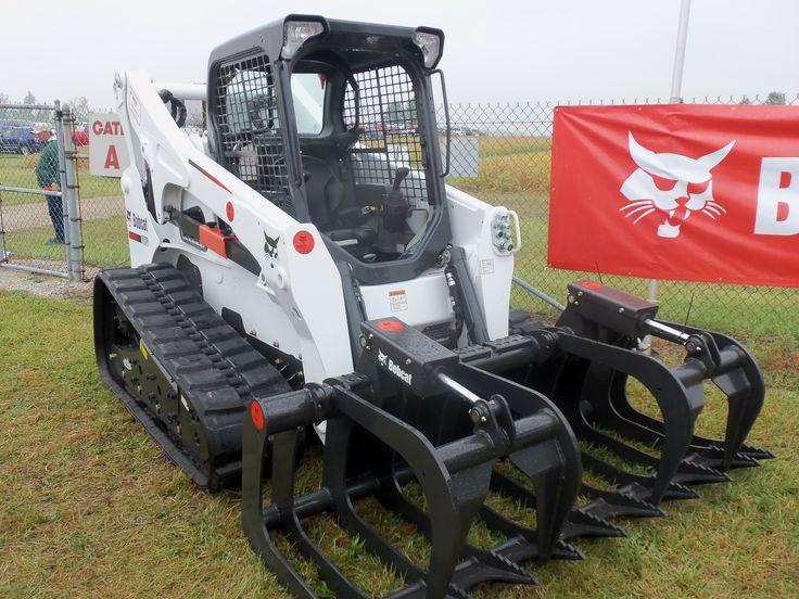 Bobcat compact track loader- vinuesavallasycercados.com