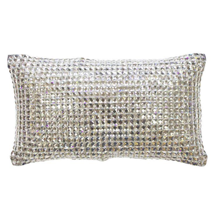 SQUARE DIAMOND koristetyyny 18x32 cm