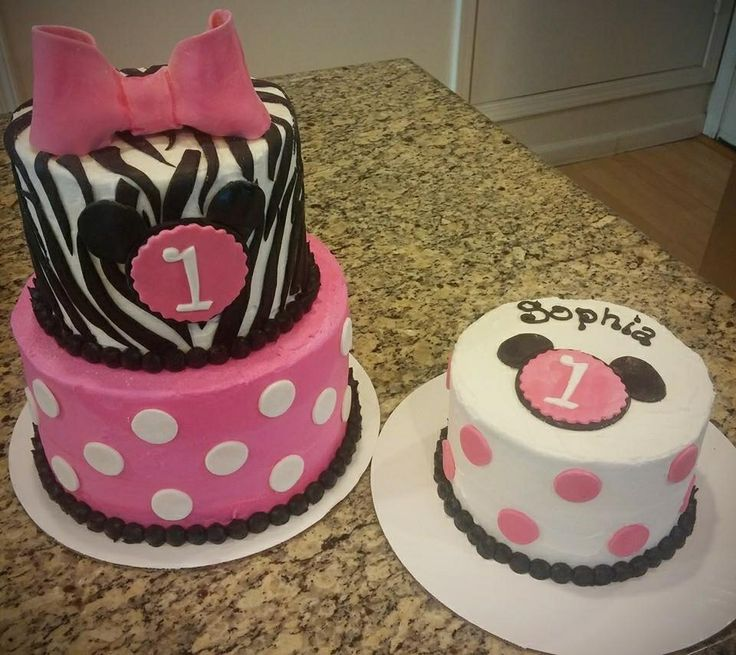 18 best Sophias Zebra Minnie Mouse 1st Birthday images on