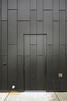 vertical zinc panels - Google Search