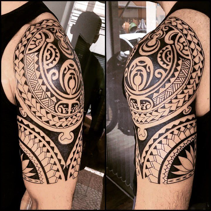 Tatuagem Maori: 1429 Best Tatouage De Bras Images On Pinterest