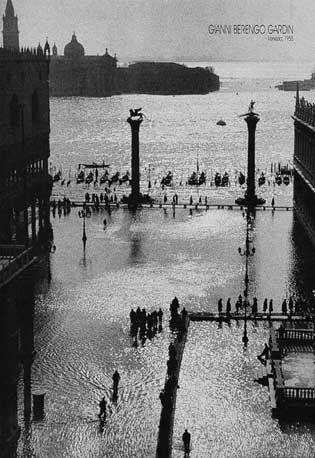 Italian Vintage Photographs ~ Gianni Berengo Gardin