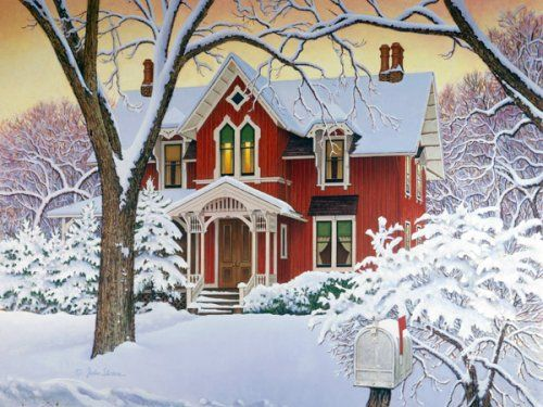 Winter Lace John Sloane
