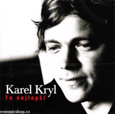 Výběrové album Karel KRyl - To nejlepší na CD 2009
