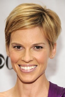 Admirable 1000 Images About Celebrities With Oblong Shaped Face On Short Hairstyles Gunalazisus