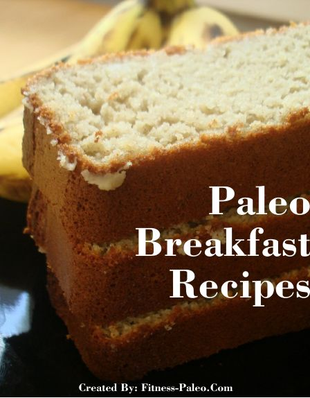 Paleo Breakfast Recipes - Pinned from @Glossi, a free digital magazine creation platform