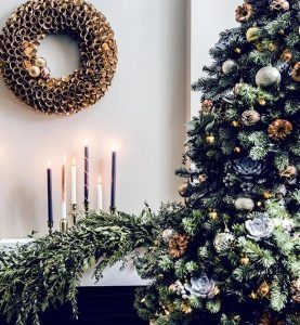 megalo-dentro Modern Ways & Holiday decorations for Christmas