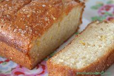 Vegan Lemon Drizzle Cake (Dairy Free / Egg Free) Anm. S:dieser Zitronenkuchen soll wohl sehr gut sein!