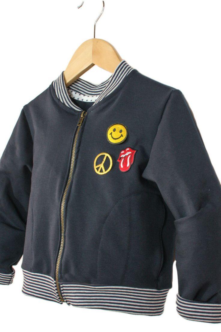 sweat bomber enfant gar on jules 3 8 produits et technologie et sweatshirts. Black Bedroom Furniture Sets. Home Design Ideas