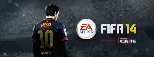 Xbox One Review: Fifa 14 Xbox One