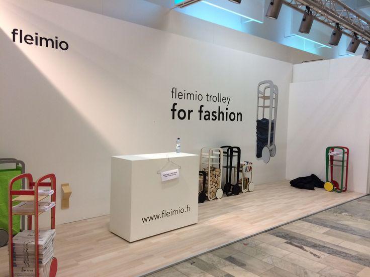 fleimio @ stockholm furniture fair 2017