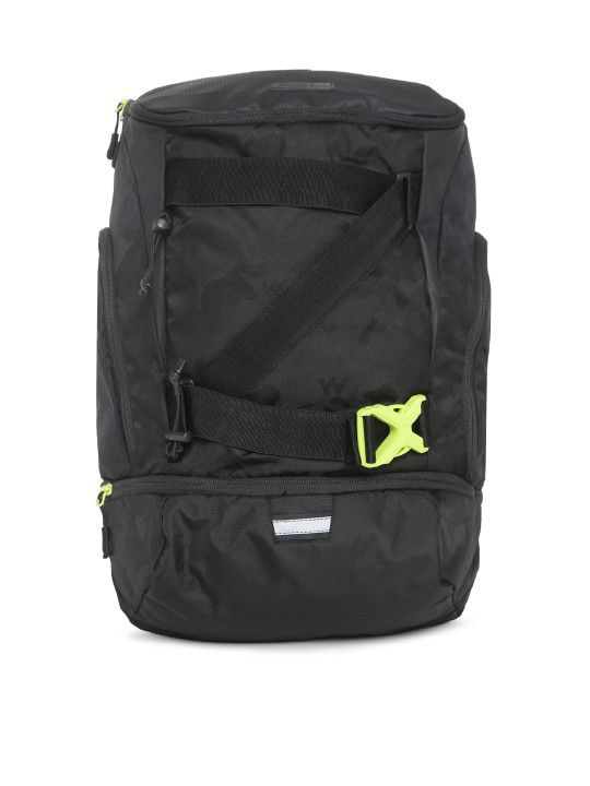 bd4909aed6 Wildcraft Unisex Black Solid Backpack - | 3599 | Men's Fashion in ...