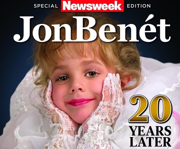 Image: JonBenet Ramsey DNA Evidence Retested With New Technology