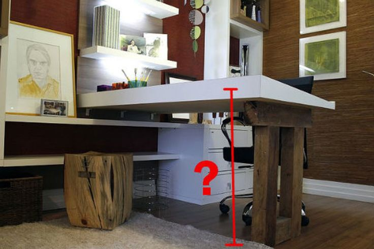 A Quick Tip to Find Your Ideal Desk Height