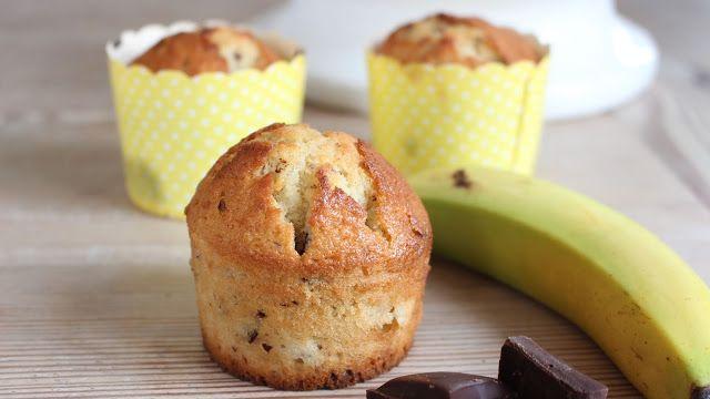 Schoko-Bananen-Muffins | Köstlich einfach!