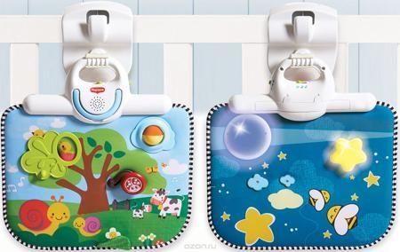 Tiny Love Двусторонний развивающий центр  — 2247р. ------------- Малый универсальный мобиль второго поколения поможет вашему ребенку лучше концентрировать свое внимание и фокусировать зрение на игрушках. Он может крепиться на кроватку малыша, коляску или даже на детское сиденье автомобиля. Этот уникальный детский музыкальный мобиль включает в себя сразу несколько функций, необходимых для правильного развития вашего малыша. Можно выбрать несколько типов вращения: может вращаться весь мобиль…