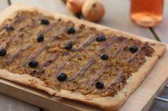 Une recette inratable de Pissaladière Thermomix sur Yummix • Le blog culinaire dédié au Thermomix !