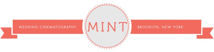Mint Wedding Cinematography - CHECK OUT THEIR SLOW MOTION video. This is a great & fun idea.