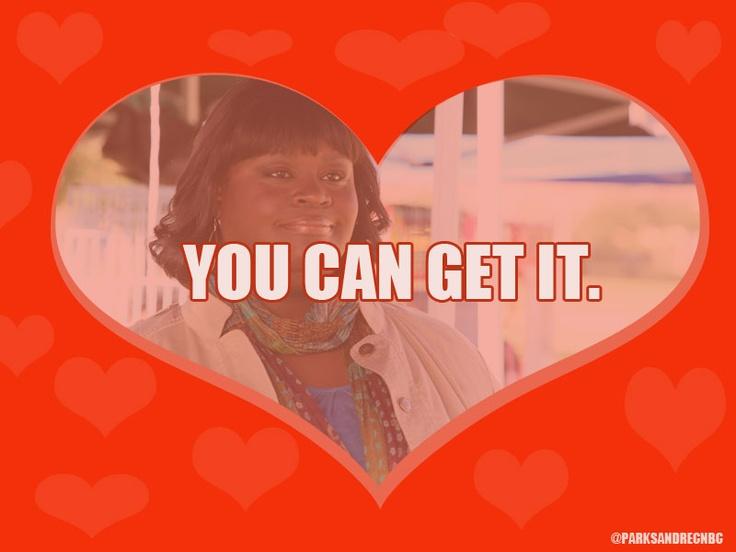 Donna / Valentine's Day / #ParksandRec
