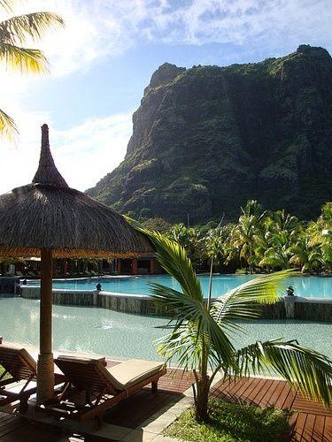 Mauritius island... just saw this island on House Hunters International last night