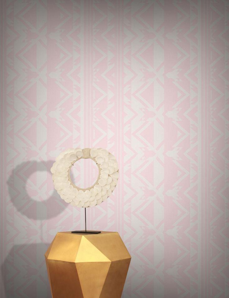 Tabriz Wallpaper by Hortense Ardalan | FEATHR™