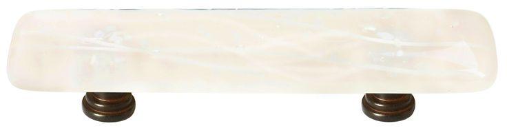 Sietto P-500 Cirrus 3 Inch Center to Center Bar Cabinet Pull Oil Rubbed Bronze Cabinet Hardware Pulls Bar