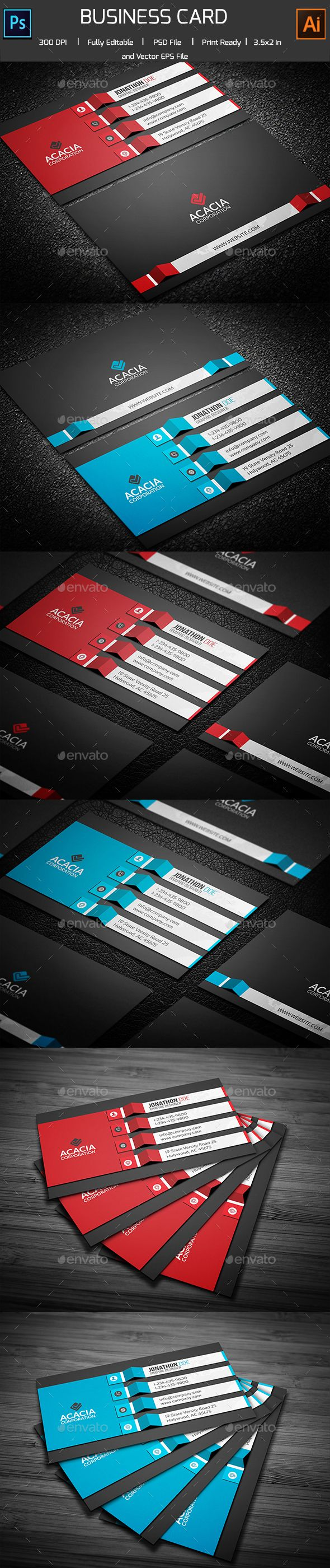 1750 best Minimal Business Card images on Pinterest | Script fonts ...