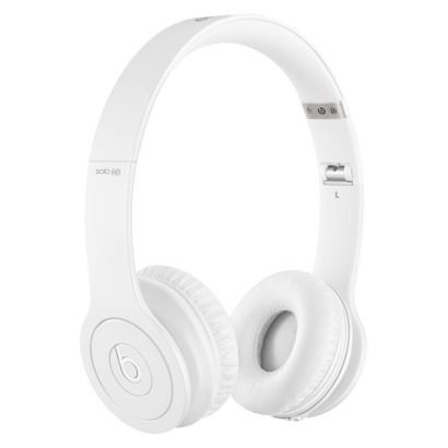 Beats Solo® HD Drenched in White