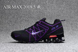 ae06d16cc64e61 Nike Air Ultra Max 2018. 5 Shox Purple Black Womens Running Shoes ...