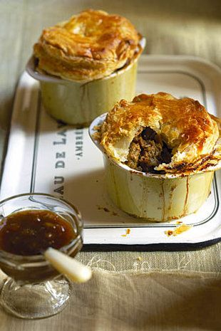 Steak-en-bierpastei  | SARIE | Steak and beer pie