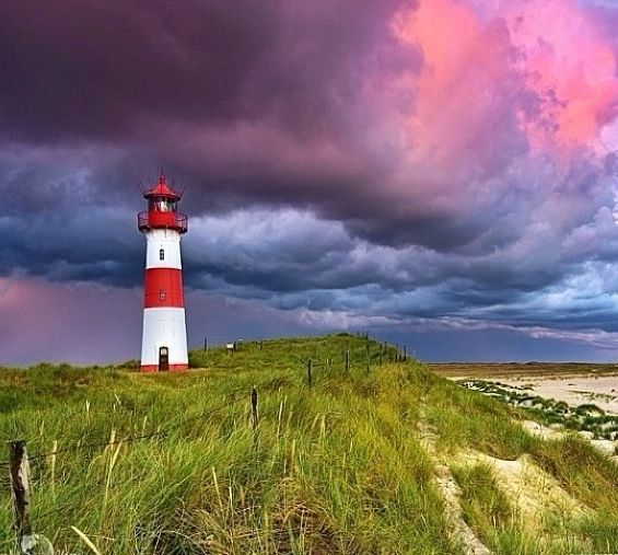 #Lighthouse - Sylt, #Germany (North Sea)