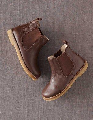 Leather Chelsea Boots - Aut/Win 2013 - £50