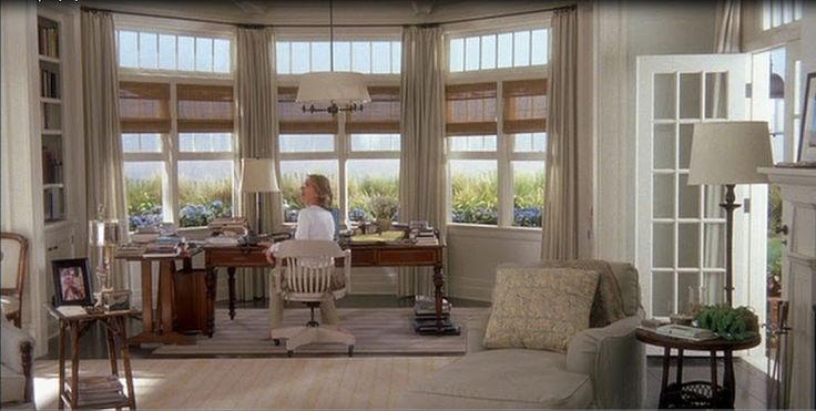 Beach House in Something's Gotta Give Movie