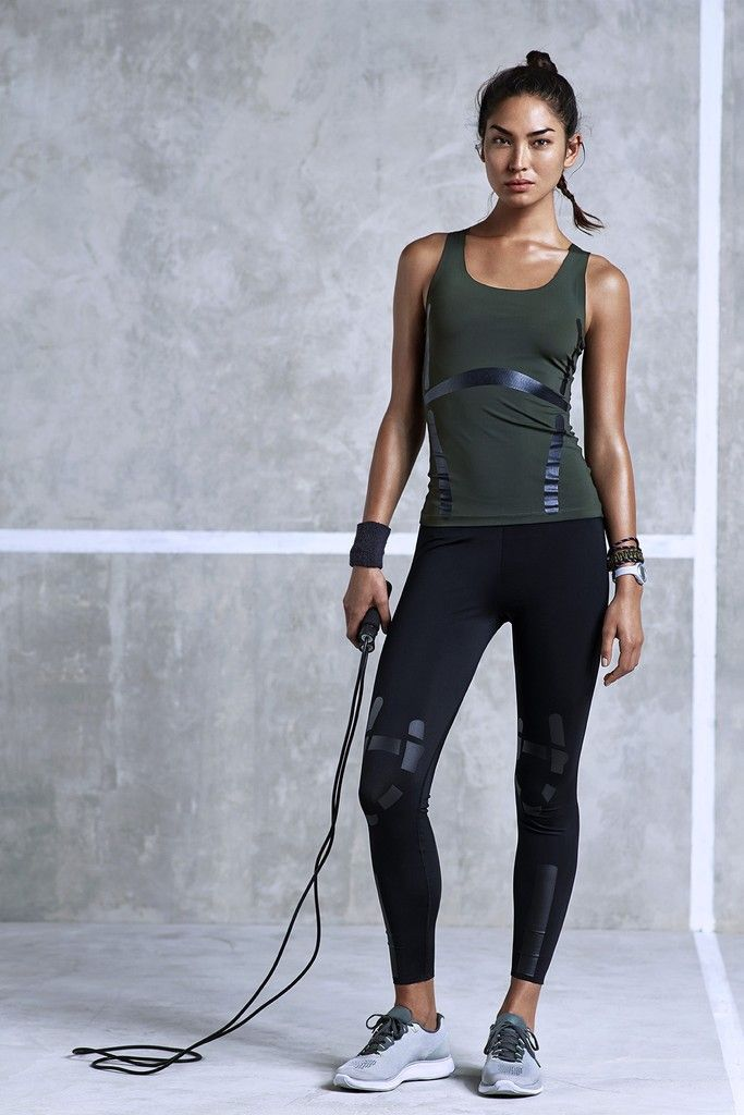 H&M 2014 Sportswear collection