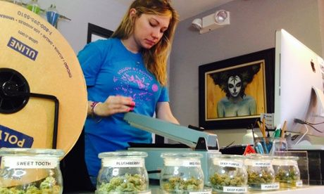 Marijuana stores ready to serve up legal highs as Colorado makes history