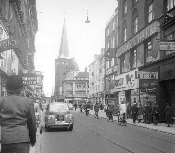 Aarhus way back when