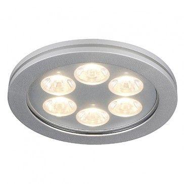 EYEDOWN LED 6x1W LED, warmweiss / LED24-LED Shop