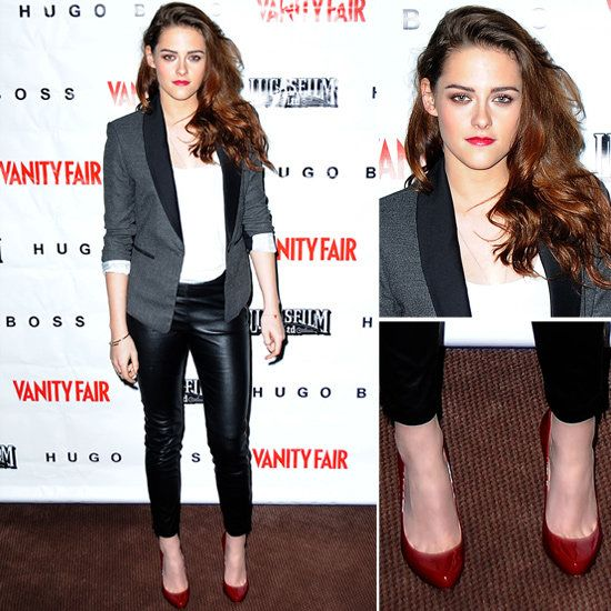 it's not white but I just love KStew